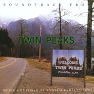Twin Peaks - Music From The TV Series (CD)