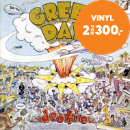 Produktbilde for Dookie (VINYL)