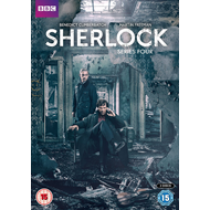 Sherlock - Sesong 4 (UK-import) (DVD)