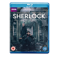 Sherlock - Sesong 4 (UK-import) (BLU-RAY)