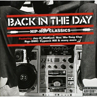 Back In The Day - Hip Hop Classics (CD)