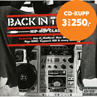 Produktbilde for Back In The Day - Hip Hop Classics (CD)