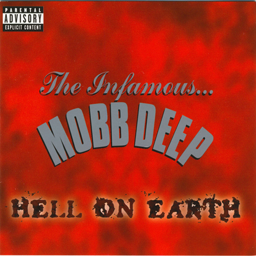 Hell On Earth (CD)