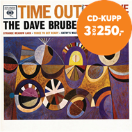 Produktbilde for Time Out! (Remastered) (CD)