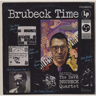 Produktbilde for Brubeck Time - Original Columbia Jazz Classics (CD)