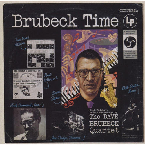 Brubeck Time - Original Columbia Jazz Classics (CD)