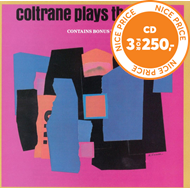 Produktbilde for Coltrane Plays The Blues (Remastered) (CD)