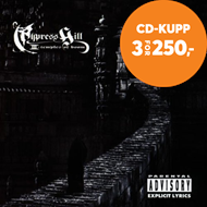 Produktbilde for Cypress Hill III - Temples Of Boom (CD)