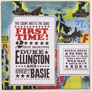 First Time! The Count Meets The Duke - Original Columbia Jazz Classics (CD)