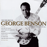 Produktbilde for The Very Best Of George Benson: The Greatest Hits Of All (CD)
