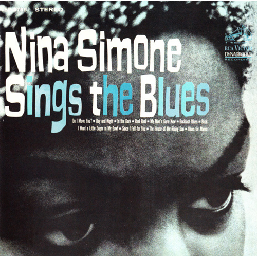 Nina Simone Sings The Blues (Remastered) (CD)