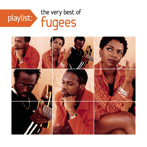 Playlist: The Very Best Of Fugees (CD)
