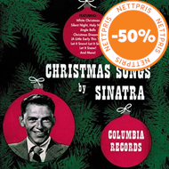 Produktbilde for Christmas Songs By Sinatra (CD)