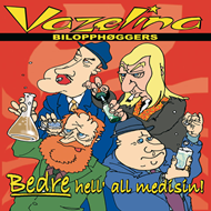Produktbilde for Bedre Hell' All Medisin! - Vazelinas 40 Beste (2CD)