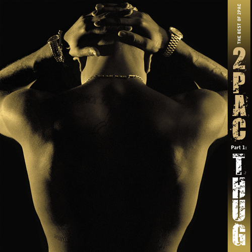 The Best Of 2Pac Part 1 - Thug (CD)