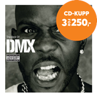 Produktbilde for The Best Of DMX (CD)