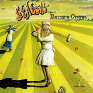 Nursery Cryme (Remastered) (CD)