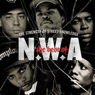 The Best Of N.W.A - The Strength Of Street Knowledge (CD)