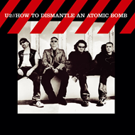 Produktbilde for How To Dismantle An Atomic Bomb (CD)