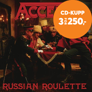Produktbilde for Russian Roulette (Remastered) (CD)