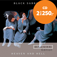 Produktbilde for Heaven And Hell - Deluxe Edition (2CD)