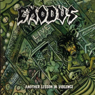 Another Lesson In Violence (CD)