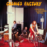 Produktbilde for Cosmo's Factory (VINYL - 180 gram + MP3)
