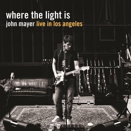 Where The Light Is - Live In Los Angeles (VINYL - 4LP - 180 gram)