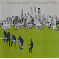 The Hissing Of Summer Lawns (VINYL - 180 gram)