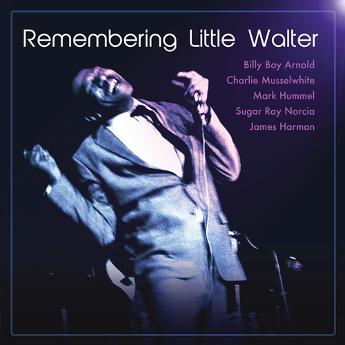 Remembering Little Walter (CD)