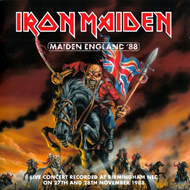 Maiden England '88 - Limited Edition (VINYL - 2LP - Picture Disc)