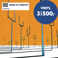 Produktbilde for Origin Of Symmetry (VINYL - 2LP)