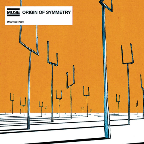 Origin Of Symmetry (VINYL - 2LP)