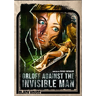 Orloff Against The Invisible Man (DVD)