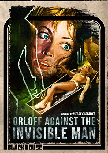 Orloff Against The Invisible Man (UK-import) (DVD)