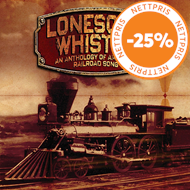 Produktbilde for Lonesome Whistle - An Anthology Of American Railroad Song (4CD)