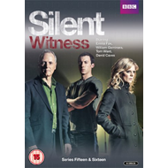 Silent Witness - Sesong 15 & 16 (UK-import) (DVD)