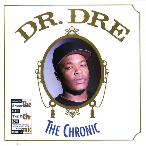 The Chronic (UK-import) (VINYL)