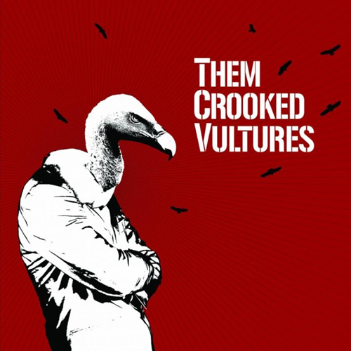 Them Crooked Vultures (VINYL - 2LP)