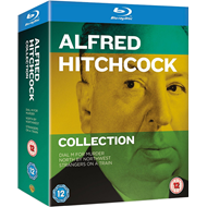 The Alfred Hitchcock Collection (UK-import) (BLU-RAY)