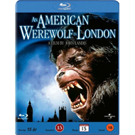 An American Werewolf In London (BLU-RAY)