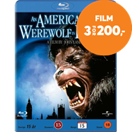 Produktbilde for An American Werewolf In London (BLU-RAY)