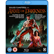 Bruce Campbell Vs Army Of Darkness (UK-import) (BLU-RAY)