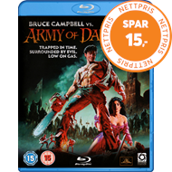 Produktbilde for Bruce Campbell Vs Army Of Darkness (UK-import) (BLU-RAY)