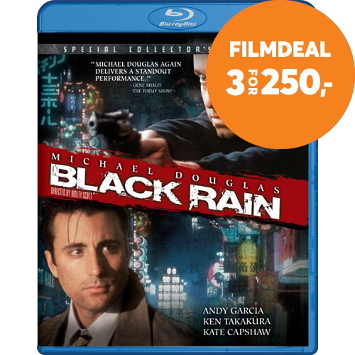 Black Rain - Special Edition (BLU-RAY)