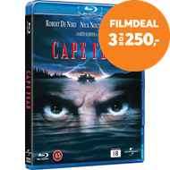 Produktbilde for Cape Fear (BLU-RAY)