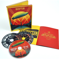 Produktbilde for Led Zeppelin - Celebration Day (Blu-ray + 2CD)