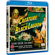 The Creature From The Black Lagoon (Blu-ray 3D + Blu-ray)
