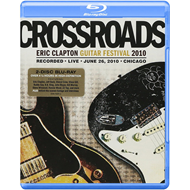 Eric Clapton's Crossroads Guitar Festival 2010 (BLU-RAY)