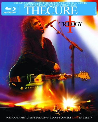 The Cure - Trilogy (UK-import) (BLU-RAY)